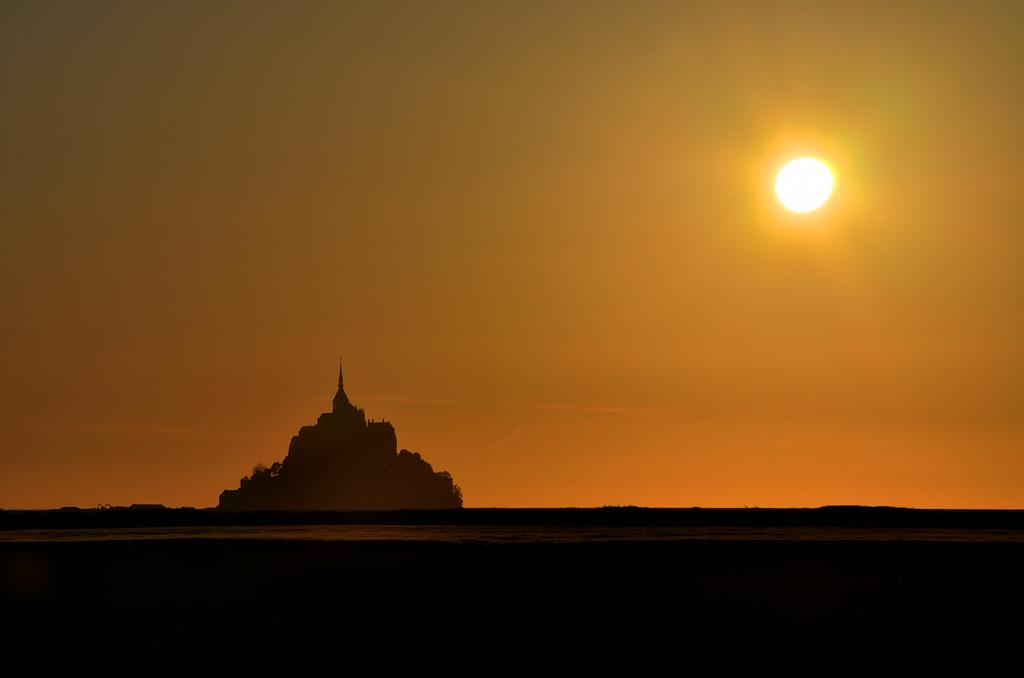The Mont-Saint-Michel , France
