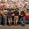 Shooting arcade.