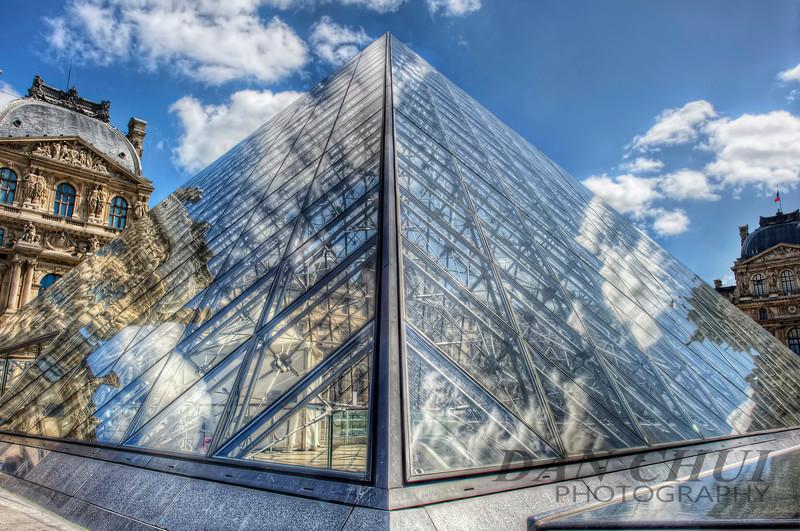 Glass Louvre