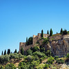 Clifftop Castle in the French Resort town of Cassis