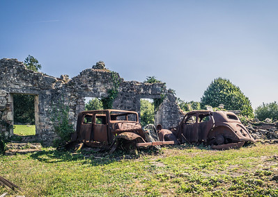 Frozen in time - Orador sur Glane