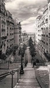 Paris. Montmartre 1.