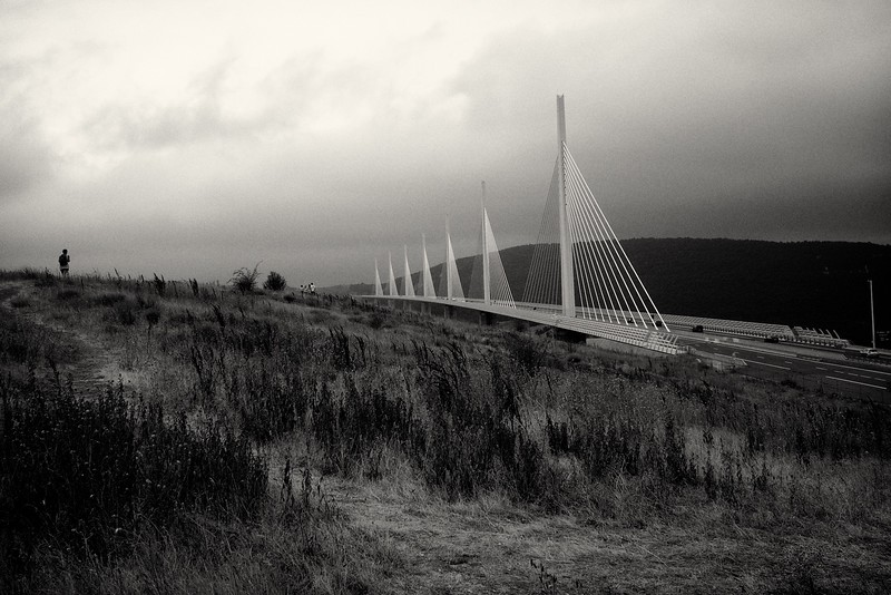 Millau Bridge, France, 2015