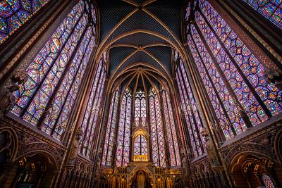 Wide Sainte Chappelle