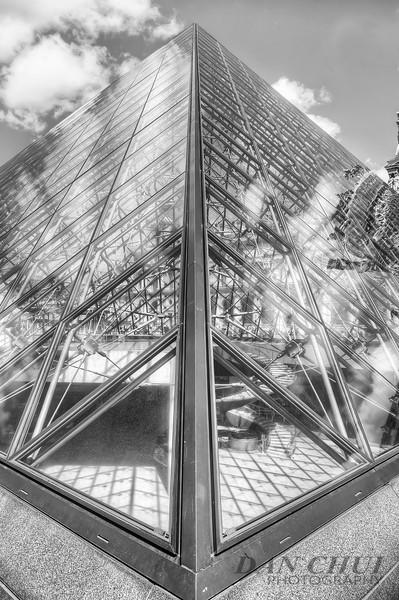 Louvre Blade