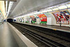 Metro station, Paris