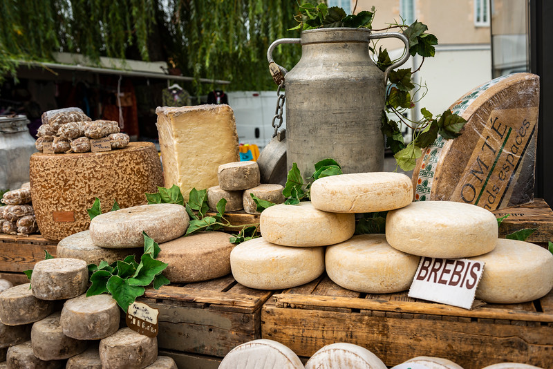 Cheese in Provence