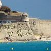 Fort in Ajacchio, Corsica