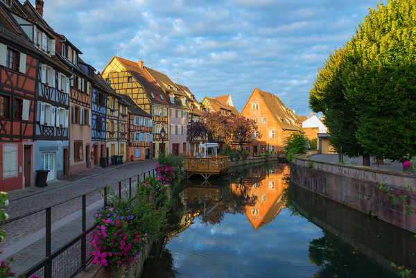 Colmar Morning