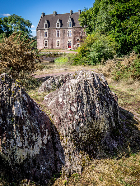 Rugged Rocks of Comper