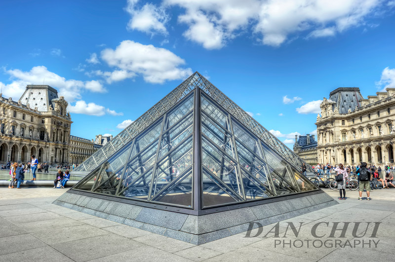 Louvre Surreal