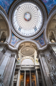 Pantheon. Portal