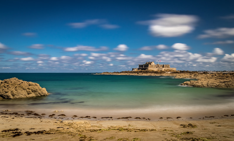 Executions and War, Fort National, St-Malo, France
