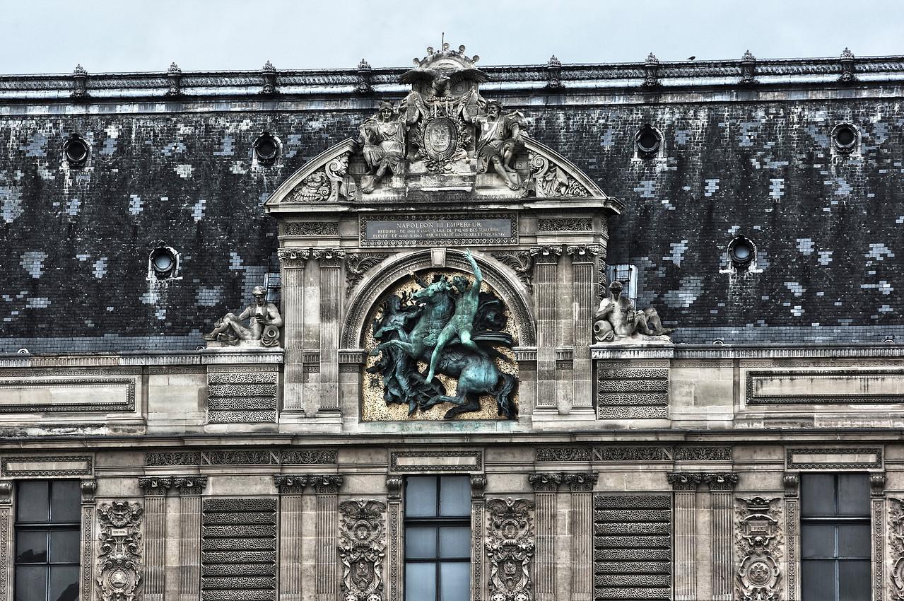 Plaque to commemorate Napoleon III