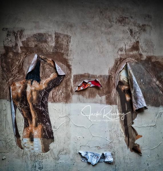 """""""Lyon 2019 - Peeling Posters"""""""