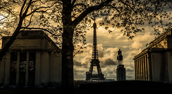 Morning in Paris