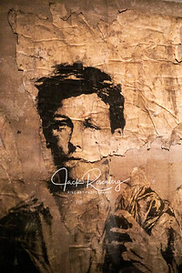 """Avignon 2019 - Peeling Graffiti Poster"""