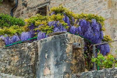 Rocamadour Garden