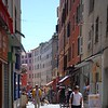 Corsica Street Scene