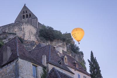 Beynac Balloon