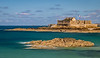 Guarding the shores - Fort National, Saint-Malo, France