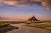 Unconquered! - Mont Saint-Michel, Normandy, France