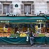 Fruit market, Rue DeJean.