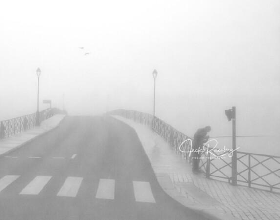"""Macon 2019 - Foggy Fishing On The Rhone"""
