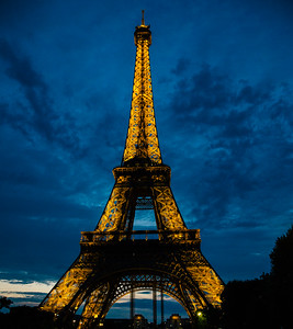 Eiffel Lights