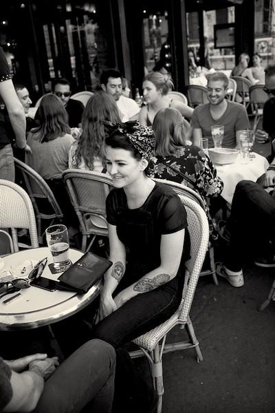 Café des Arts et Métiers, Paris 2015