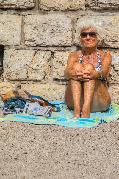 Street Photography at Pointe Croisette, Cannes, France