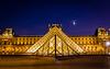 Symmetry - Pyramide du Louvre, Paris