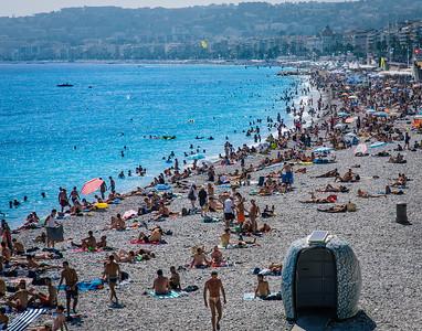 Blue Mediterranean