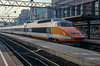 TGV58 Lyon Part Dieu 2 February 1991