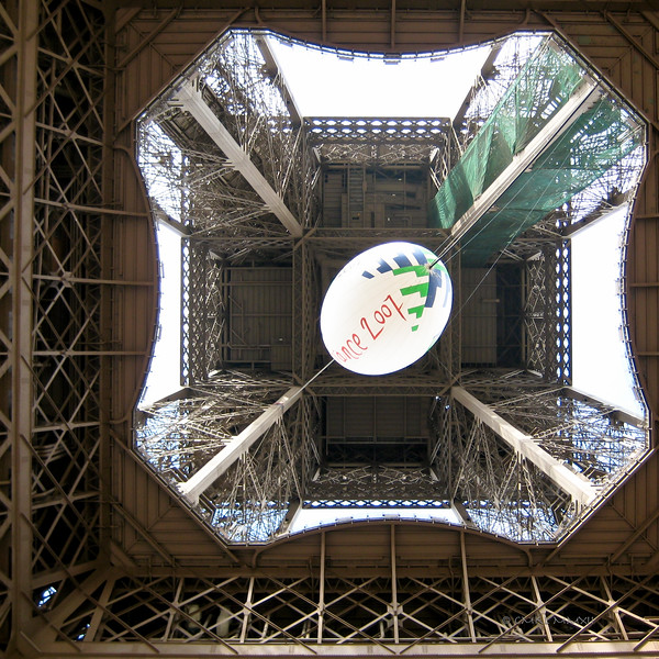 Rugby World Cup - La Tour Eiffel
