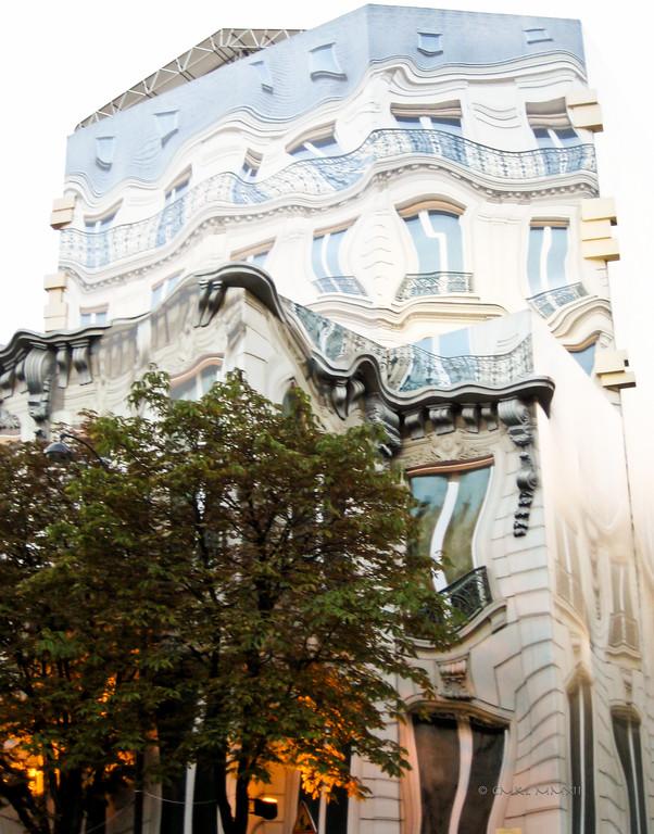 Renovations, Parisian Style