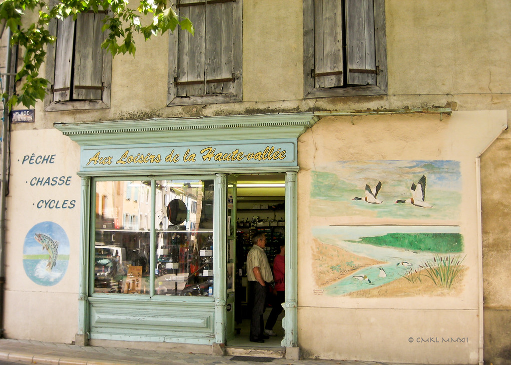Sportsmen's Paradise - Quillan, Aude