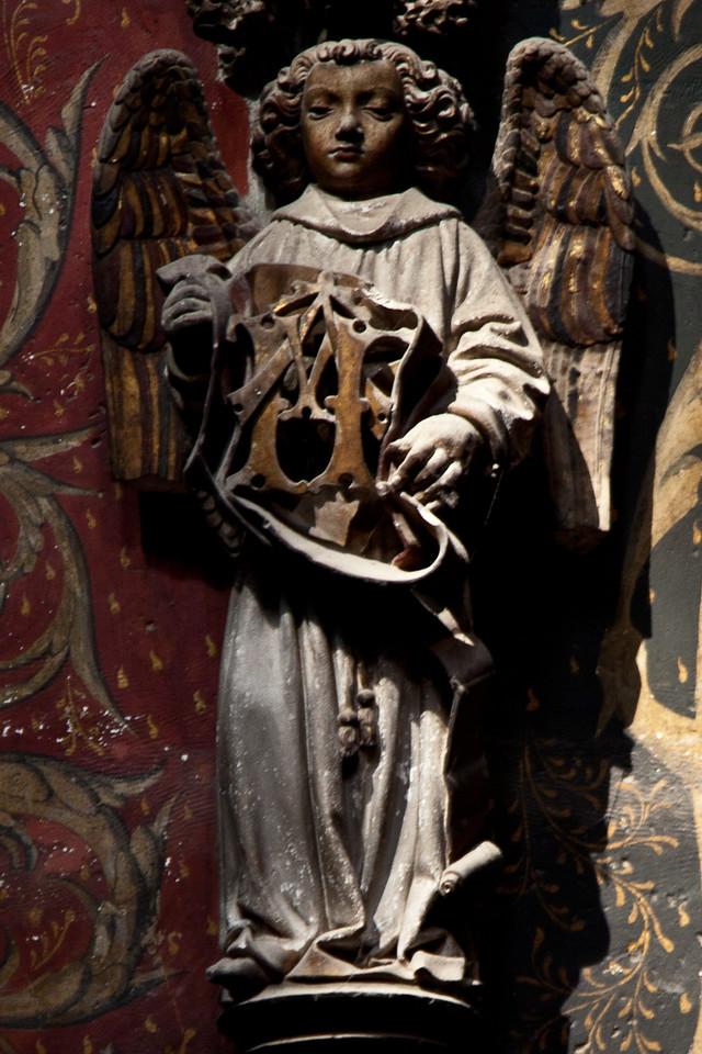 Albi Cathedral of Saint Cecilia Choir Angel