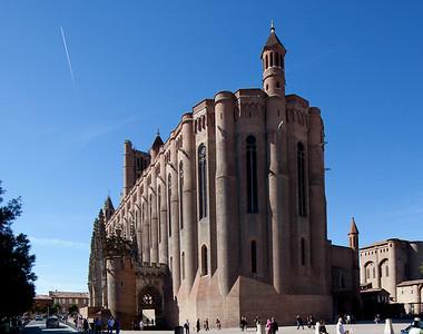 The Cathedral Basilica of Saint Cecilia