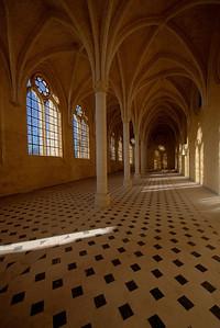 Soissons, Saint-Jean-des-Vignes Abbey Refrectory