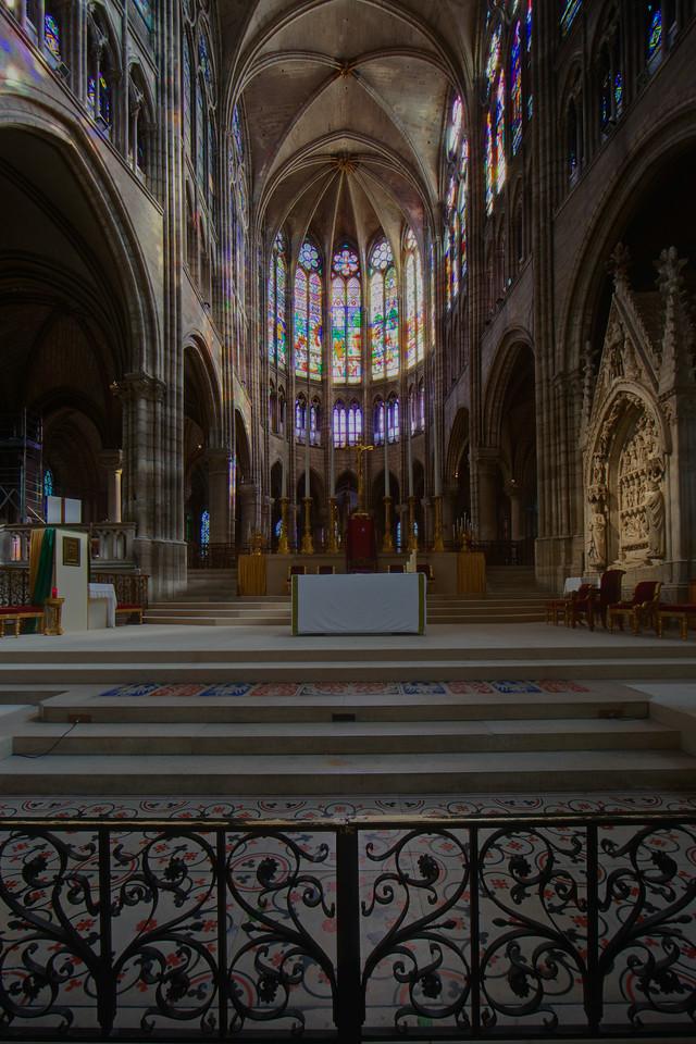 Saint-Denis Cathedral Choir