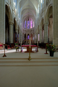 Soissons, Saint-Gervais and Saint-Protais Cathedral Choir