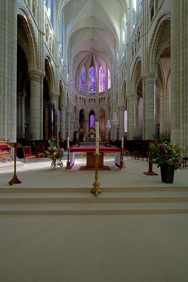 Soissons, Saint-Gervais and Saint-Protais Cathedral Choir