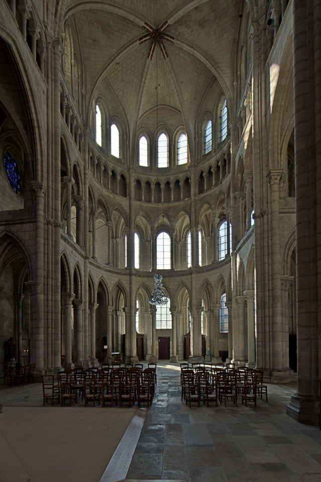 Soissons, Saint-Gervais and Saint-Protais South Transept