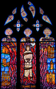 Beuzeville, Saint-Hilaire, Joanne of Arc
