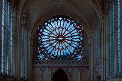 Saint-Germer-de-Fly Abbey - Rose Window