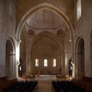 Sénanque, Notre- Dame Abbey Apse