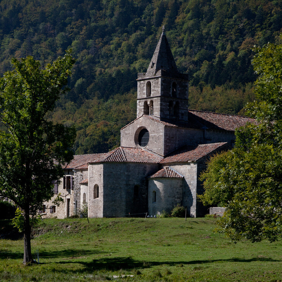 Leoncel Abbey