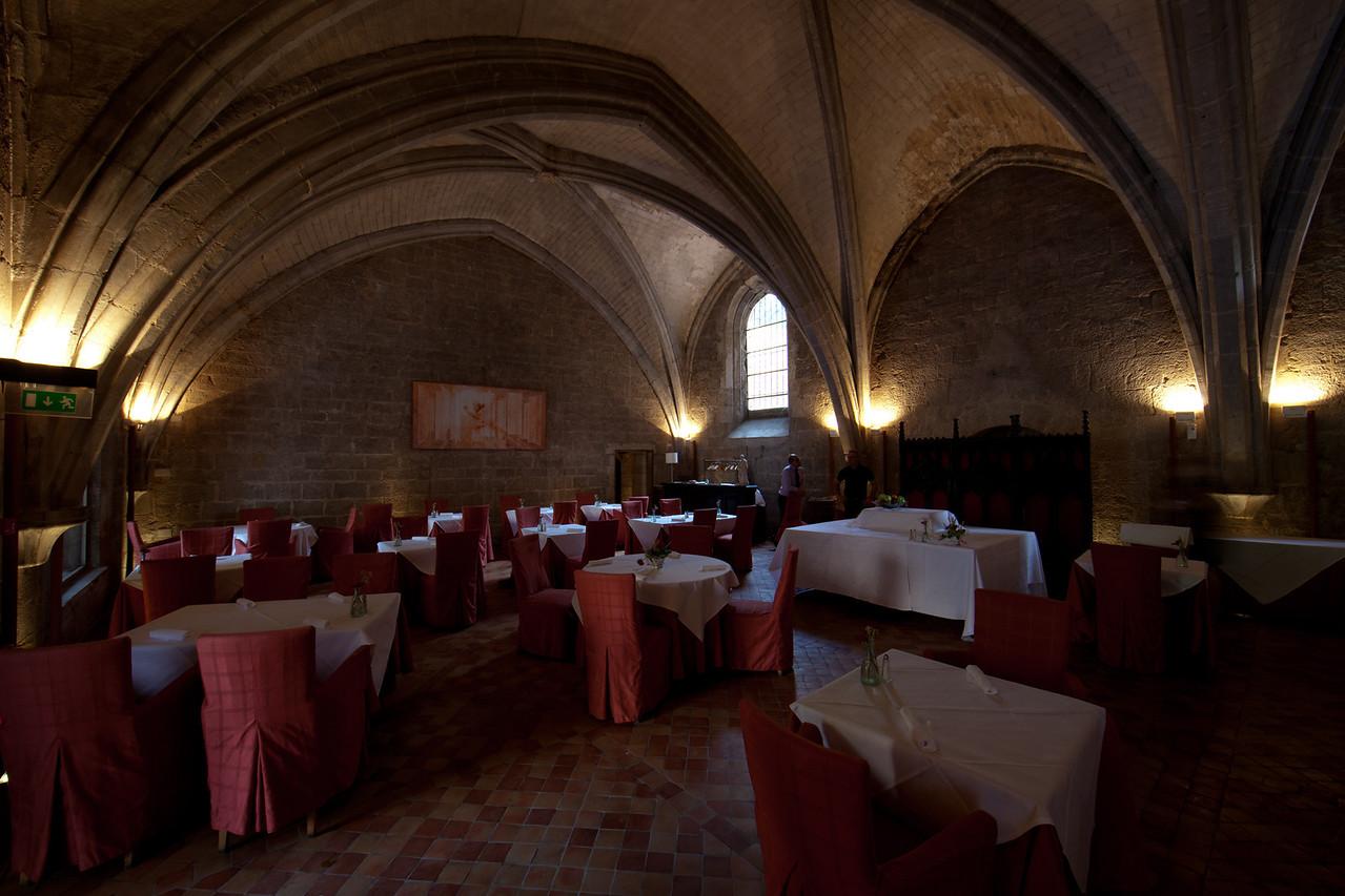 Saint-Maximin-la Baume Chapter Hall