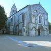 Saintes, Charente-Maritime; Abbaye aux Dames
